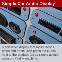 Simple Car Audio Demo System