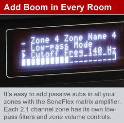 Add Boom in Every Room