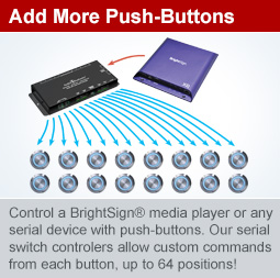 serial switch controller