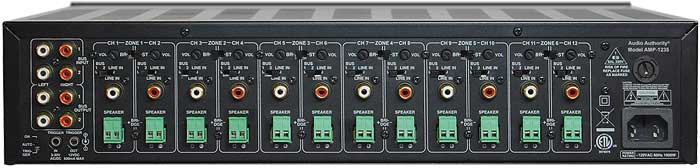 Audio Authority - Audio Authority Multi-Zone Amplifier