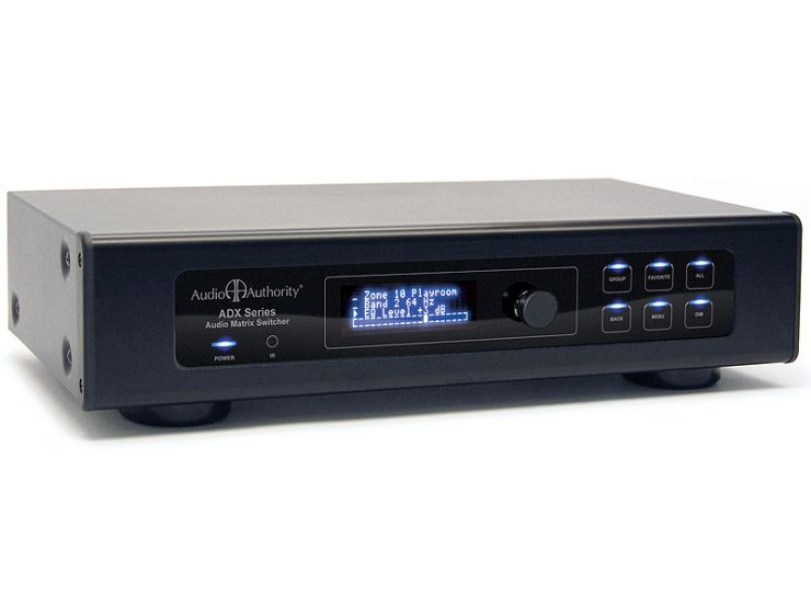 Audio Authority - Product Details: ADX-0808
