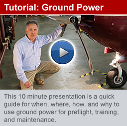 Ground Power Unit Tutorial - 10 minutes