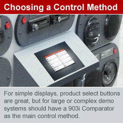How to choose a control method for Access switching systems.