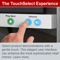 The TouchSelect Experience
