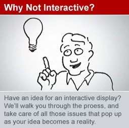 Why Not Interactive?