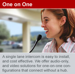One on One Intercom System